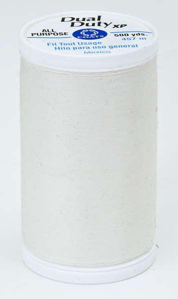 Dual Duty XP Polyester Thread500yds  Winter White - S9300150