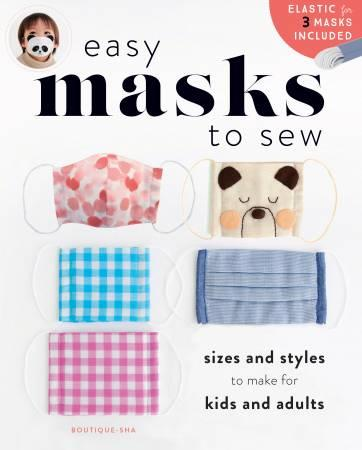 Easy Masks To Sew Book ZW4747