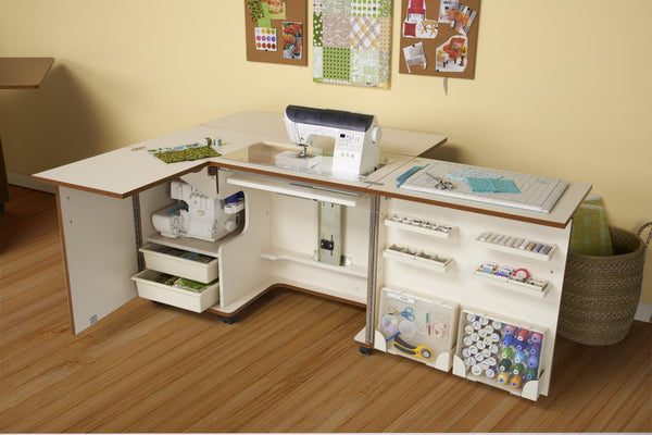 Eclipse Tailormade Sewing Cabinet