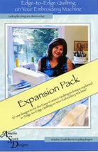 Edge To Edge Quilting Expansion Pack 1  ASD204