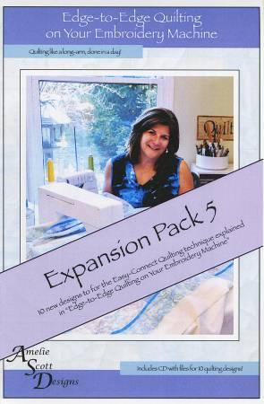 Edge To Edge Quilting Expansion Pack 5 ASD214