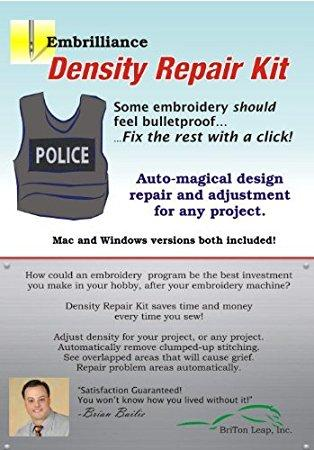 Embrilliance Density Repair Kit - BLI-DRK10