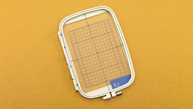 "Embroidery Frame & Grid  5""x7"" - Babylock EF84"