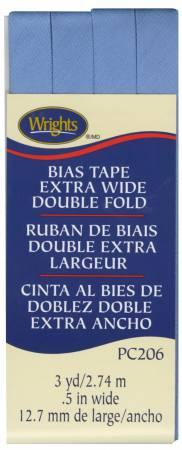 Extra Wide Double Fold Bias Tape Delft-  117206040