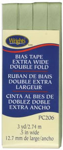 Extra Wide Double Fold Bias Tape SEAGRN - 117206104