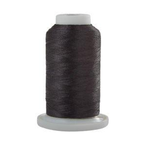 Fine Line Embroidery Thread 60wt 1500m-Black T020