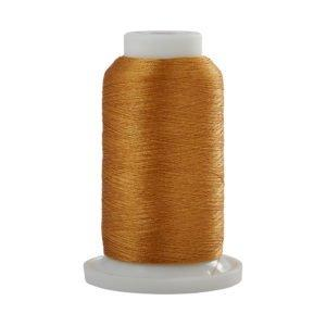 Fine Line Embroidery Thread 60wt 1500m-Caramel T619