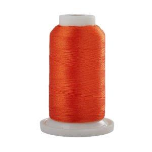 Fine Line Embroidery Thread 60wt 1500m-Carrot T650