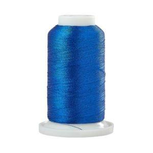 Fine Line Embroidery Thread 60wt 1500m-Celtic Blue T4453