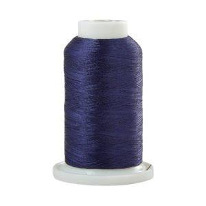Fine Line Embroidery Thread 60wt 1500m-French Navy T5553