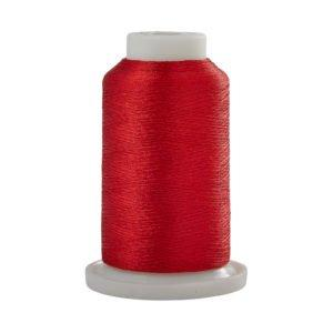 Fine Line Embroidery Thread 60wt 1500m-Scarlet Red T3015