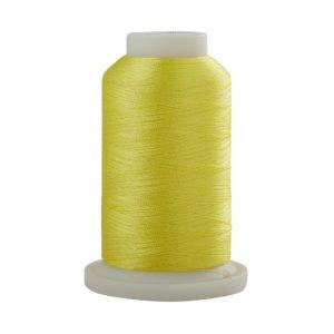 Fine Line Embroidery Thread 60wt 1500m-Yellow T633