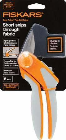 Fiskars Easy Action Rag Quilt Snip for Tabletop Cutting Gen 2 190600-1005