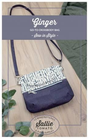 Ginger Go-To Crossbody Bag LST128