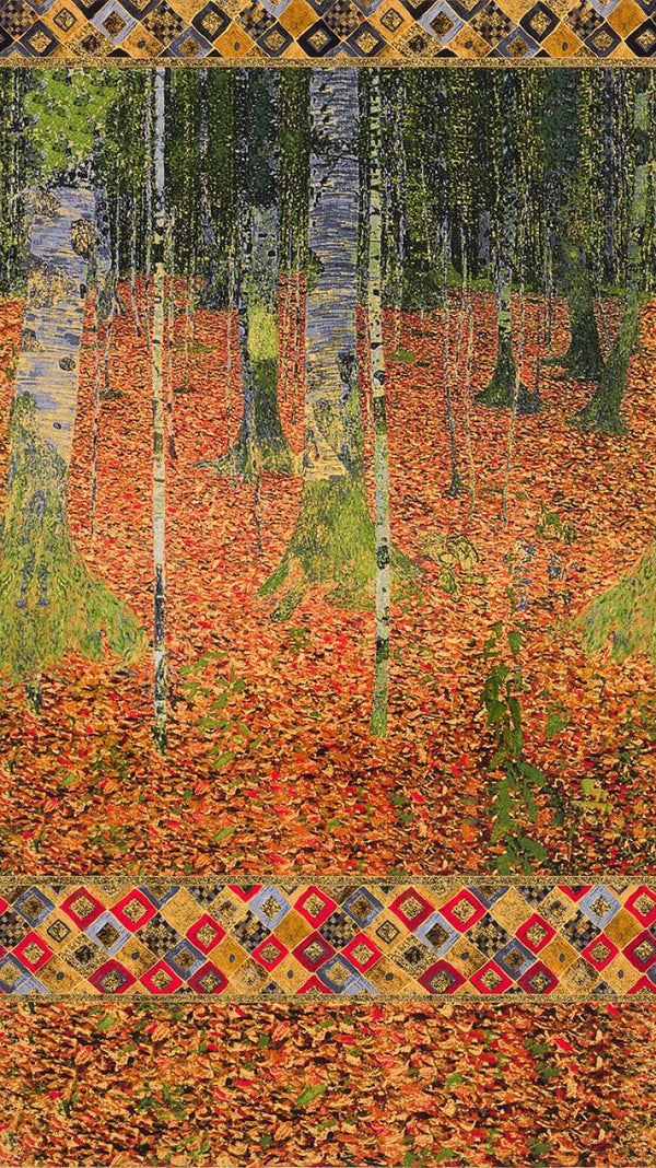 "Gustav Klimt-Autumn 24"" Panel SRKM-18655-191"
