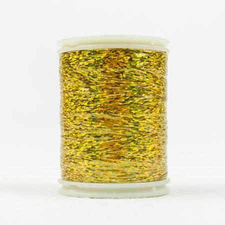 Hologram Thread 300m (328yds) Gold HC-8155