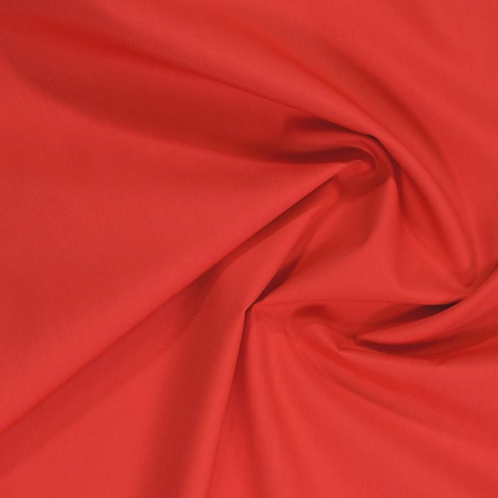 "Imperial Broadcloth 60"" Red 597"