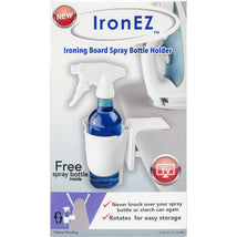 IronEZ Ironing Board Spray Bottle Holder 36431