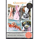 It's A Cinch Gift Bags Volume 4 Emb CD- Woodland Animals KD554