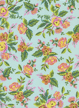 Menagerie Jardin De Paris Rayon-Mint  8037-15