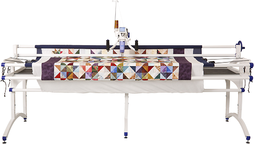 Juki Miyabi J-350QVP 10ft Long Arm Quilting Machine