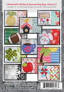 CD ROM Kimberbell Holiday & Seasonal Mug Rugs Vol 2
