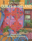 Kaffe Fassett's Quilts In Ireland-Softcover Book 071621
