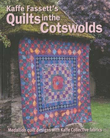 Kaffe Fassett's Quilts In The Cotswolds Book 071661