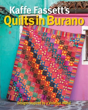 Kaffe fassett Quilts In Burano Book 71666