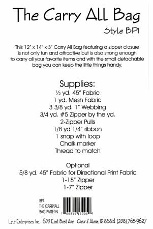 Carry All Bag The Mesh Of It Tote Bags Pattern