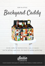Backyard Beverage Caddy