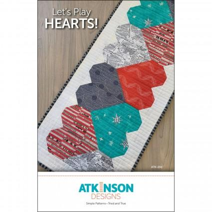 Let's Play Hearts Pattern ATK202