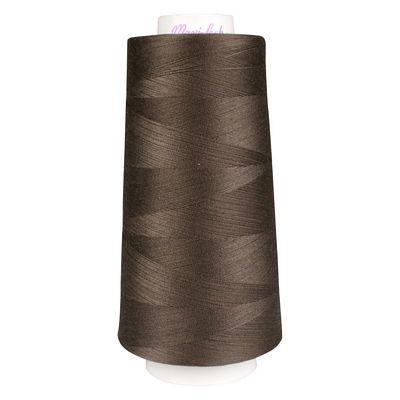 Maxi-Lock Nylon Stretch Serger Thread 35wt 2000yd - Beige Taupe - 54-32093