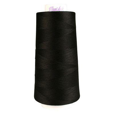 Maxi-Lock Nylon Stretch Serger Thread 35wt 2000yd - Black - 54-32002
