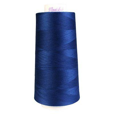 Maxi-Lock Nylon Stretch Serger Thread 35wt 2000yd - Blue - 54-32059