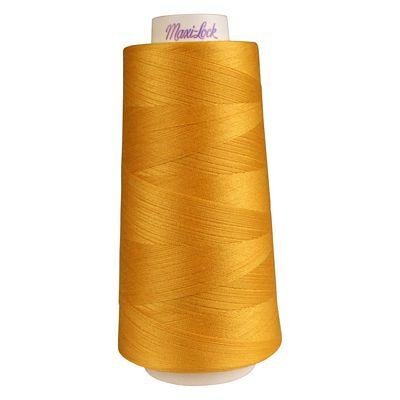 Maxi-Lock Nylon Stretch Serger Thread 35wt 2000yd - Gold - 54-32072