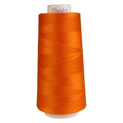 Maxi-Lock Nylon Stretch Serger Thread 35wt 2000yd - Papaya - 54-44149