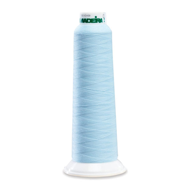 Madeira Poly Baby Blu 2000YD Serger Thread - 91289320
