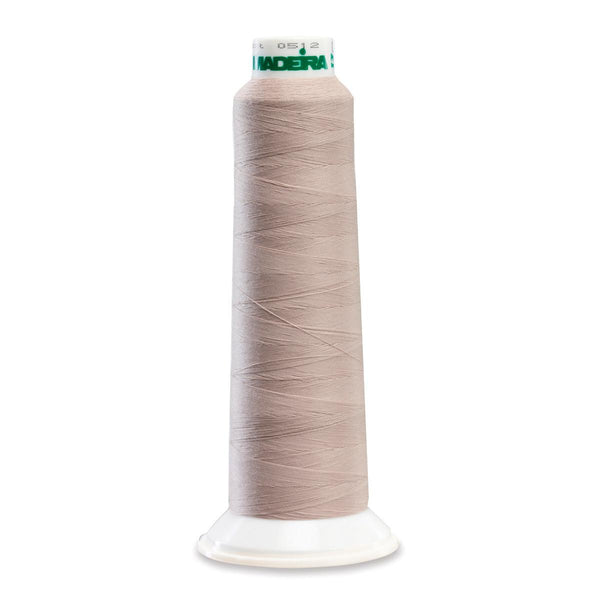 Madeira Poly Beige 2000YD Serger Thread - 91288938