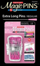 Magic Pins X-Long Regular 50pc - 219546