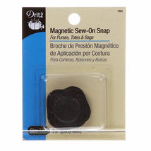 Magnetic Snap Square Sew-In - 764
