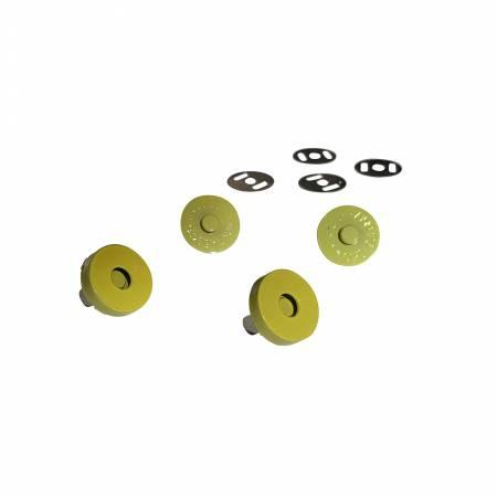 Magnetic Snaps-Wasabi set of 2 SASSKIT011A