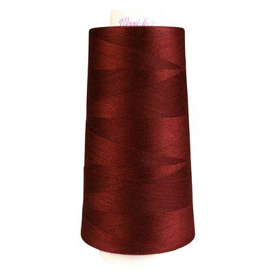 Maxi-Lock Polyester Serger Thread: 3000yds 50wt- Red Current - 51-32131