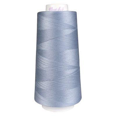 Maxi-Lock Polyester Serger Thread: 3000yds 50wt - Blue Mist - 51-32049