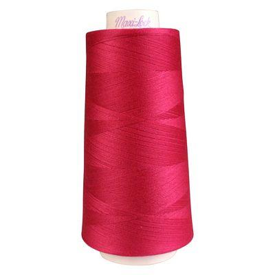 Maxi-Lock Polyester Serger Thread: 3000yds 50wt - Bright Fuchsia - 51-44834