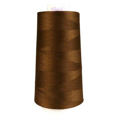 Maxi-Lock Polyester Serger Thread: 3000yds 50wt - Brown - 51-32065