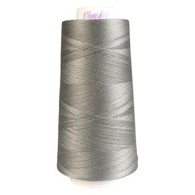 Maxi-Lock Polyester Serger Thread: 3000yds 50wt - Light Grey - 51-32432