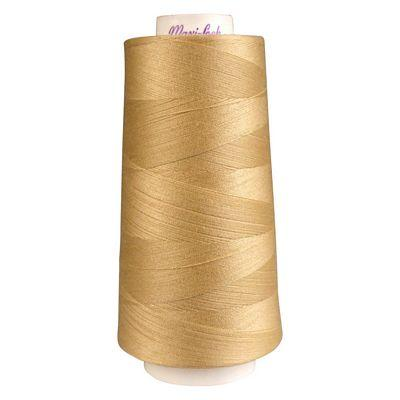 Maxi-Lock Polyester Serger Thread: 3000yds 50wt - Natural - 51-32599