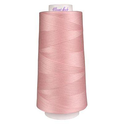 Maxi-Lock Polyester Serger Thread: 3000yds 50wt - Pink - 51-32039