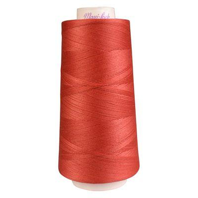 Maxi-Lock Polyester Serger Thread: 3000yds 50wt - Pink Coral - 51-44837